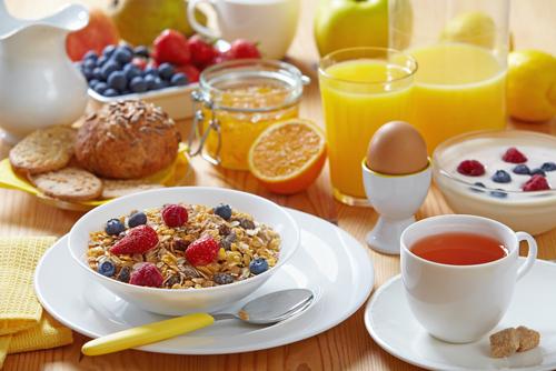 Frühstück: Energie für den Tag