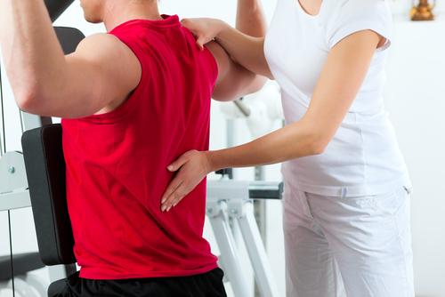 Physiotherapie: mit gezielten Übungen den Rücken stärken