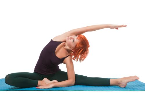 Regelmäßiges Stretching sorgt für Flexibilität und eine bessere Haltung