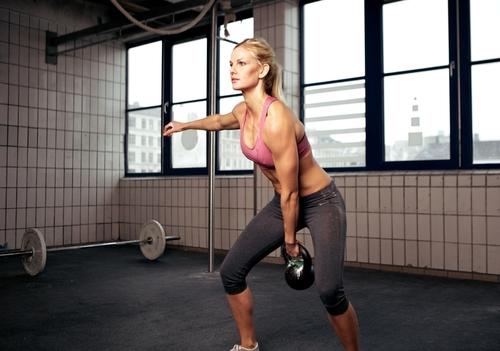 Crossfit: trainiert Kraft, Ausdauer und Athletik