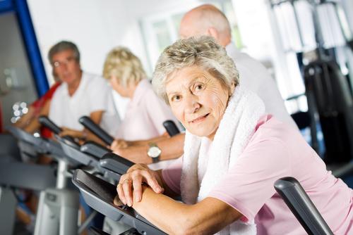 Die Senioren von heute sind fitter als so mancher junge Erwachsenen