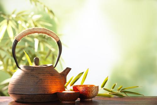 Matcha - der gesunde grüne Tee