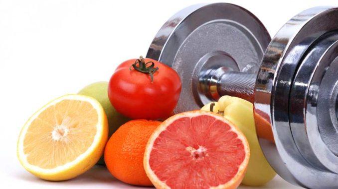 Sport und gesunde Ernährung