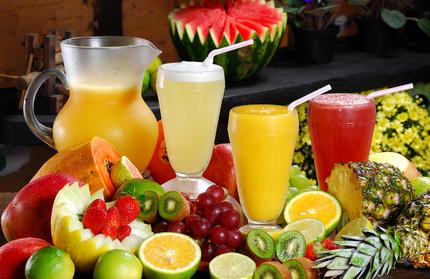 Suco de frutas © Rocha - Fotolia.com