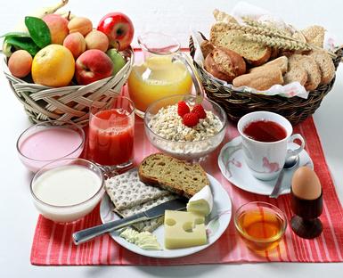 Gesundes Frühstück - Der perfekte Start in den Tag