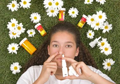 Medikamente gegen Allergien