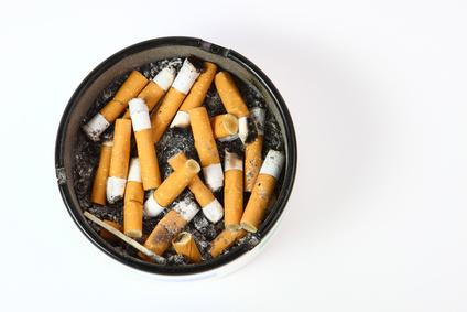 Aschenbecher Zigaretten