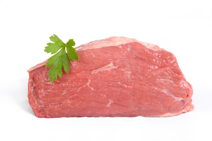 Stück Rindfleisch