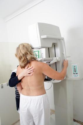 Vorsorgeuntersuchung: Mammographie