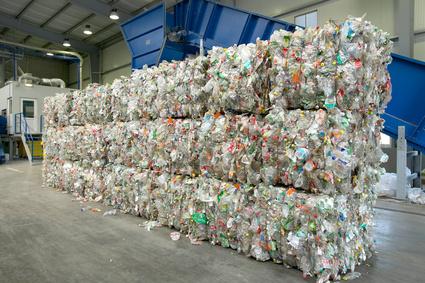 Kunststoffe zum Recyclen