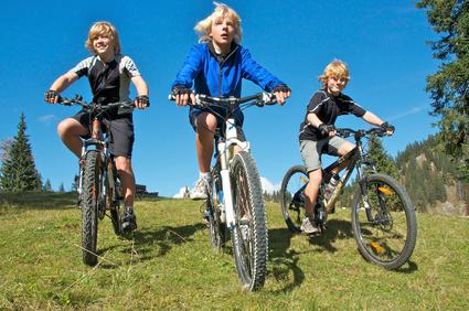 3 Montainbike Kids