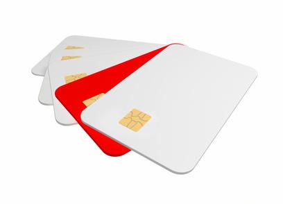 Verschiedene Versichertenkarten