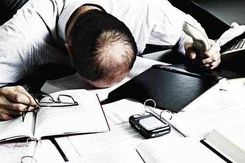Burnout: Die totale Erschöpfung