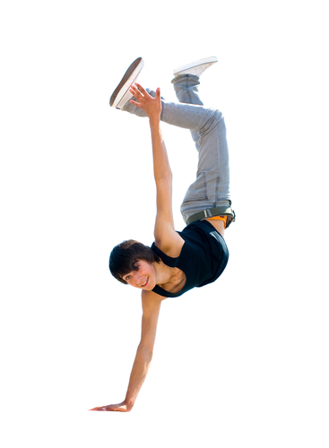 Tricking: Kampfsport und Akrobatik