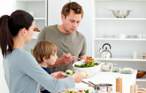 Selber kochen: gesund und gut für die schlanke Linie