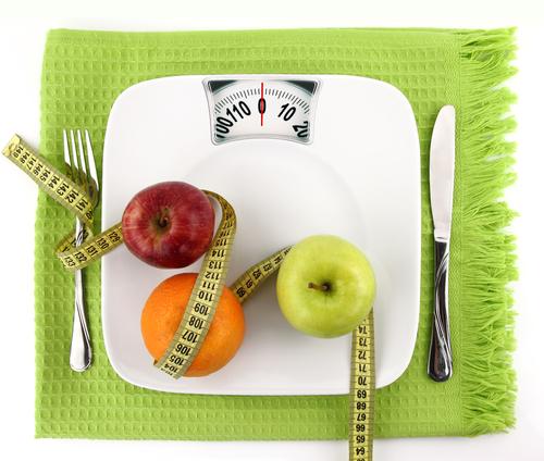 Schluss mit Crash-Diäten und Co.: erst durch eine Verhaltensänderung ist die langfristige Gewichtsreduktion garantiert