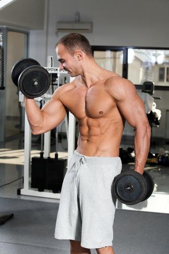 Natural Bodybuilding: die Muskeln auf natürliche Wesie aufbauen