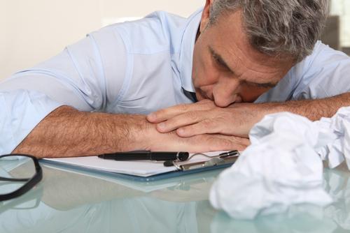 Depressione am Arbeitsplatz: tabuisiertes Leiden