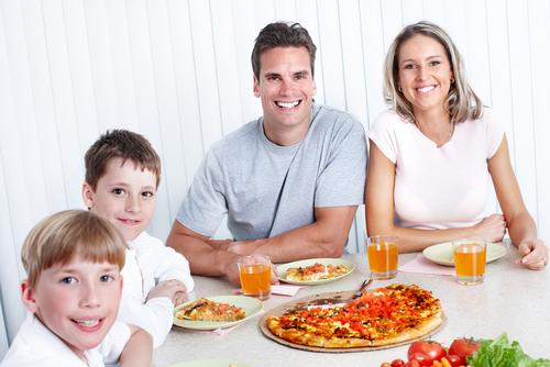 Dinner cancelling ohne Essen ins Bett