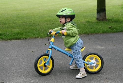 Laufrad für kleine Kinder