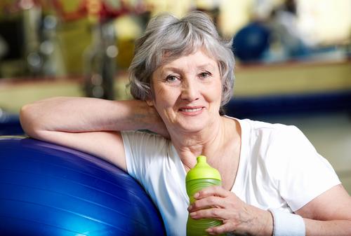 Fitnessparcours für Senioren