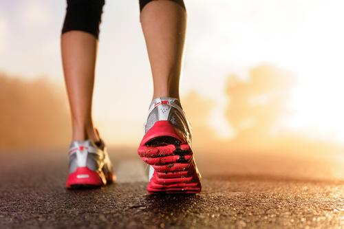 Richtige Laufschuhe