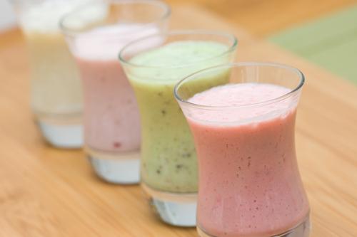 Proteinshakes Eiweiß Shakes